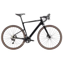 Rower gravel Cannondale Topstone Carbon 105 2020 rozmiar S czarny połysk