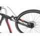 Rower crossowy Kross EVADO 5.0 rozmiar L czarny-czerwony mat
