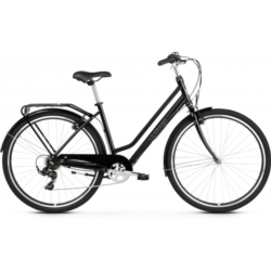 Rower miejski Le Grand Tours 1 rozmiar DM czarny połysk