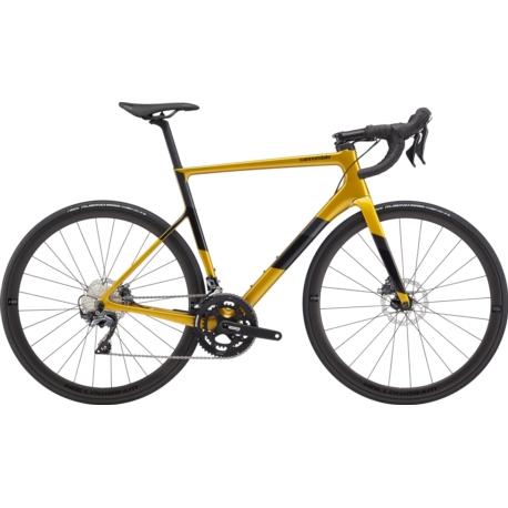 Rower szosowy Cannondale SuperSix Evo Carbon Ultegra rozmiar 54 cm złoty