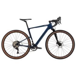 Rower gravel Cannondale Topstone Carbon Lefty 3 Womens 2021 rozmiar M granatowy połysk