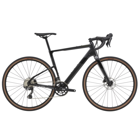Rower gravel Cannondale Topstone Carbon 5 rozmiar S 2021 grafitowy połysk