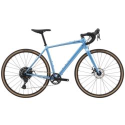 Rower gravel Cannondale Topstone 4 2021 rozmiar M niebieski połysk