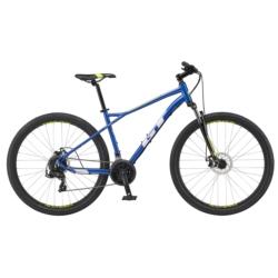 "Rower MTB GT Aggressor 27.5"" Sport rozmiar M 2021 niebieski"