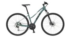 Rower crossowy GT Transeo Elite Womens 2021 rozmiar M zielony