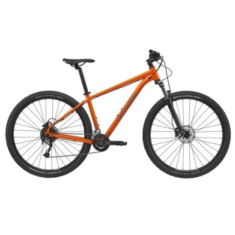 Rower MTB XC 29 Cannondale Trail 6 rozmiar M 2021 pomarańczowy połysk