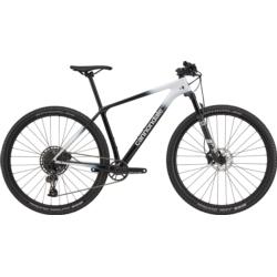 Rower MTB XC 29 Cannondale F-Si Carbon 5 rozmiar L 2021 czarny-biały połysk