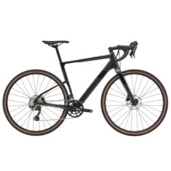 Rower gravel Cannondale Topstone Carbon 5 rozmiar L 2021 grafitowy połysk