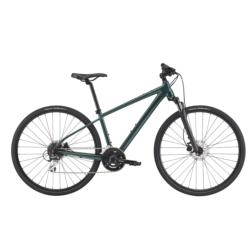 Rower Fitness Cannondale Quick CX 3 Womens rozmiar S 2021 zielony