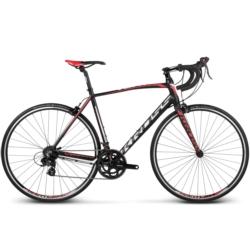 Rower szosowy Kross VENTO 1.0 rozmiar L 2017 czarny-biały-czerwony mat