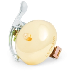 Dzwonek Le Grand Brass Cymbal retro mosiężny