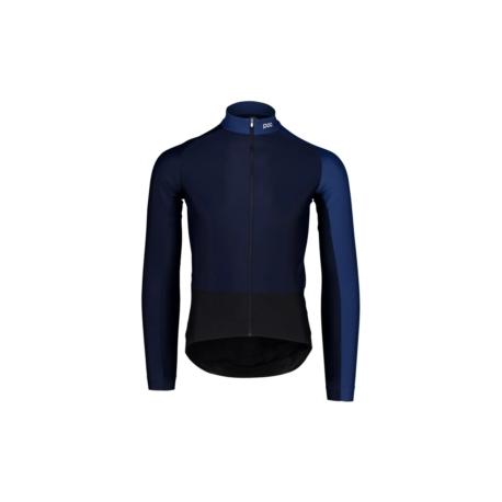 Koszulka POC Essential Road Mid LS Jersey rozmiar S granatowa