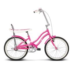 """Rower dziecięcy 20"""" Le Grand Winnie rozmiar 11"""" 2017 różowy mat"""