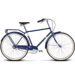 """Rower miejski Le Grand William 2 rozmiar 20"""" 2016 niebieski połysk"""
