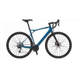 Rower gravel GT Grade Carbon Elite 2021 rozmiar 51 cm niebieski