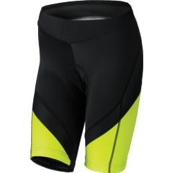 Spodenki Kross Depart Lady Shorts rozmiar M limonkowe