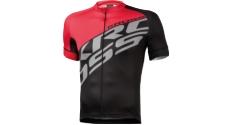 Koszulka Kross Rubble rozmiar S czarno-czerwona