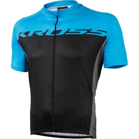 Koszulka Kross Flow rozmiar S niebieska