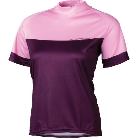 Koszulka Kross Roamer Lady rozmiar M fioletowa