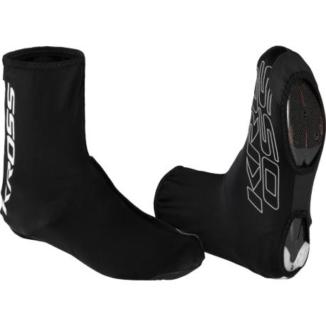 Pokrowce na buty Kross Cloth rozmiar L czarne Lycra