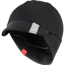 Czapka Kross Airborn z daszkiem Lombardia rozmiar S/M czarna