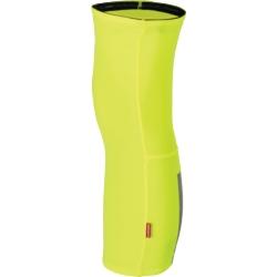 Nakolanniki ocieplane Kross Skin rozmiar XL żółte