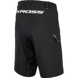 Spodenki Enduro Kross JEKYLL rozmiar XL czarne